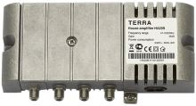Terra HD209 House amplifier, remote powered, CTB/CSO level 109