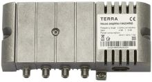 Terra HD204 House amplifier, remote powered, CTB/CSO level 105