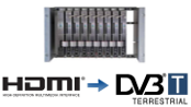 Převod HDMI do DVB-T