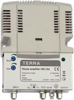 Terra HD113U House amplifier,  remote powered, CTB/CSO level 10